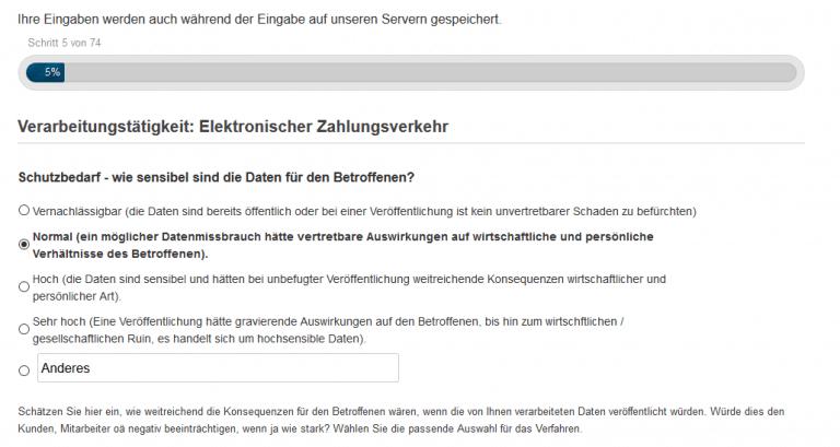 Screenshot DSFS.