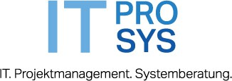 Logo IT-ProSys Projektmanagement & Systemberatung