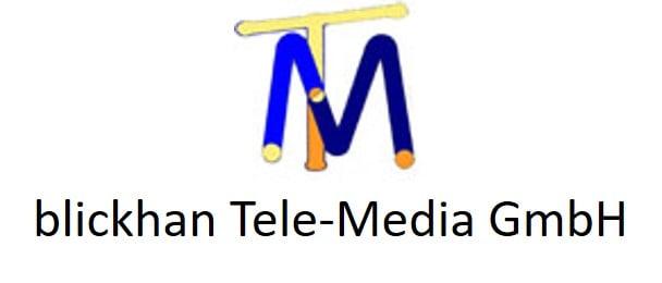 Logo blickhan Tele-Media GmbH