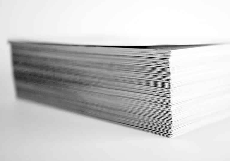Ein Verzeichnis von Verarbeitungstätigkeiten kann durchaus in Word erstellt werden.