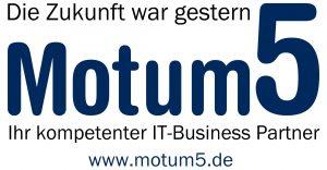 Motum5 Systemhaus GmbH Am Sonnenhang 9 92286 Rieden OT Vilshofen Tel.: 09474 9518-227
