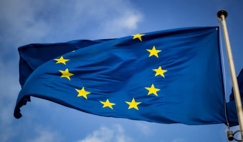 EU Flagge.